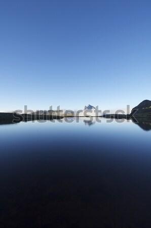 reflections Stock photo © pedrosala