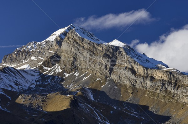 Otal peak Stock photo © pedrosala