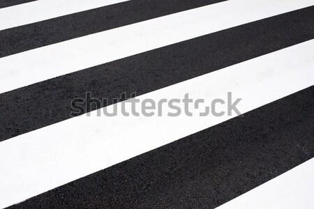 Zebra crossing Stock photo © pedrosala