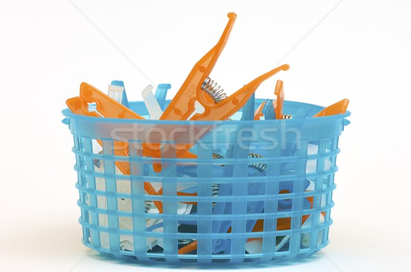 clamps tend clothes Stock photo © pedrosala