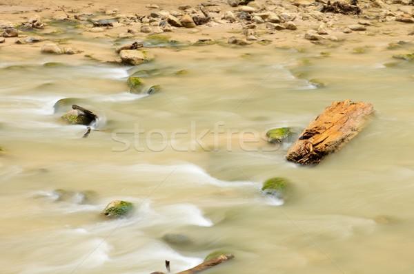 Stockfoto: Park · rivier · Utah · USA · berg