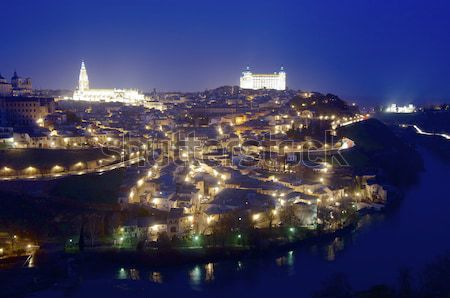 Toledo Stock photo © pedrosala