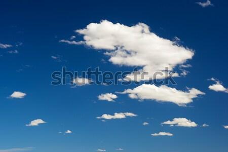фоне неба высокий разрешение небе подробность облака Сток-фото © pedrosala