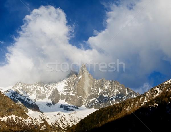 Dru Peak Stock photo © pedrosala