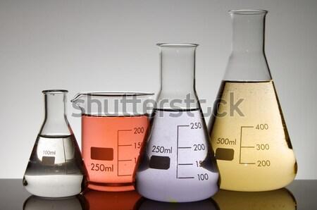 laboratory equipment Stock photo © pedrosala