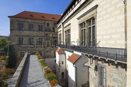 Prague Castle Stock photo © pedrosala