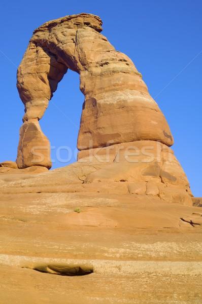 Delicate  Arch Stock photo © pedrosala