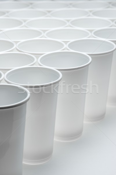 Disposable cups Stock photo © pedrosala