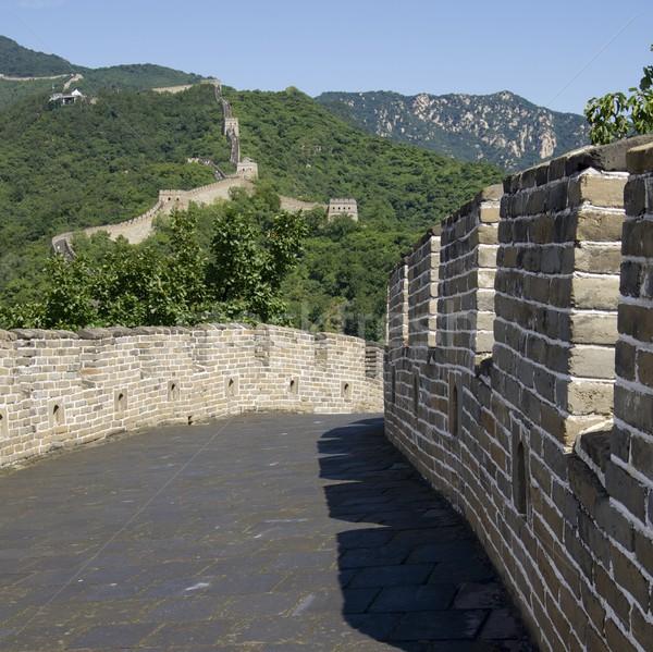 Great Wall Stock photo © pedrosala