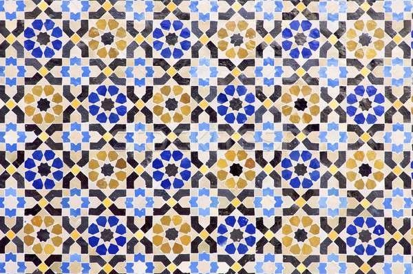 mosaic arabic Stock photo © pedrosala