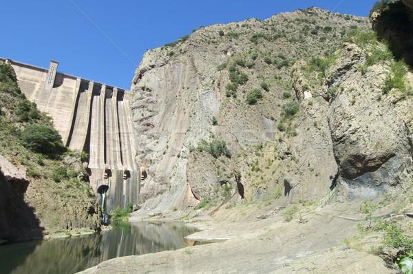 Dam Escales Stock photo © pedrosala