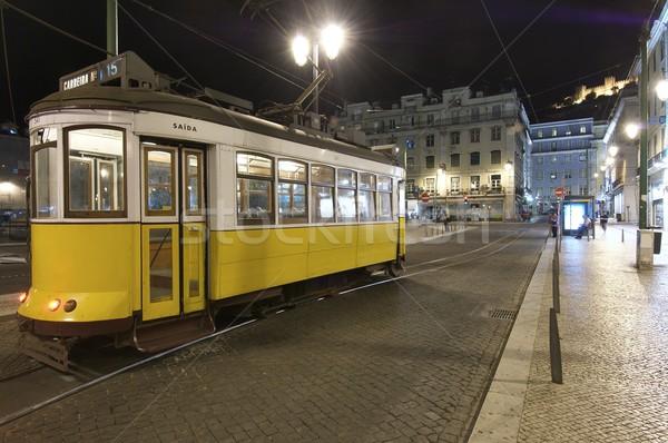 streetcar Stock photo © pedrosala