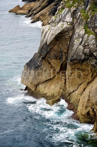 cliff Stock photo © pedrosala