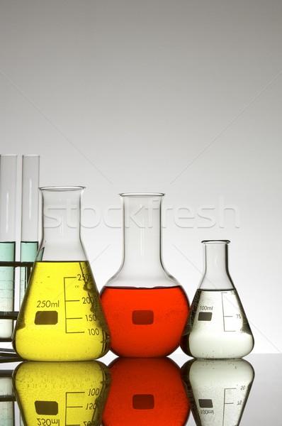 Stock photo: glassware