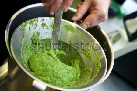 Vegetables pureed Stock photo © pedrosala
