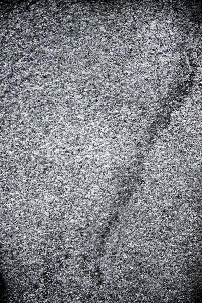 Gránit szürke magas döntés fal kő Stock fotó © pedrosala