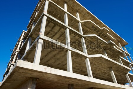 Stock photo: Construction