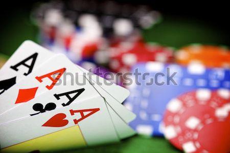 poker Stock photo © pedrosala