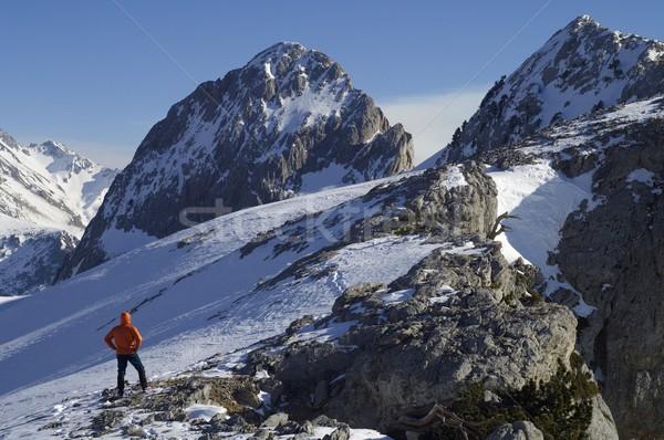 mountaineer Stock photo © pedrosala