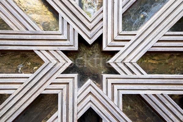 Cordoba door view Stock photo © pedrosala
