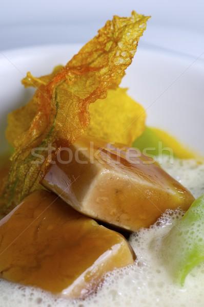 dice foie Stock photo © pedrosala