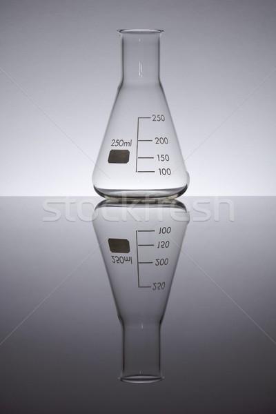 Laboratory flask Stock photo © pedrosala