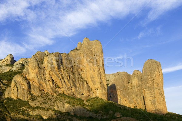 Riglos Stock photo © pedrosala
