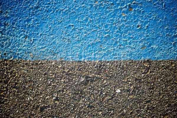 Asphalte vue détail élevé résolution texture Photo stock © pedrosala