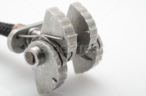 Amigo equipamento usado método escalada Foto stock © pedrosala