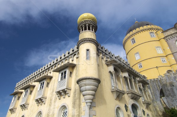 Sintra Palace Stock photo © pedrosala