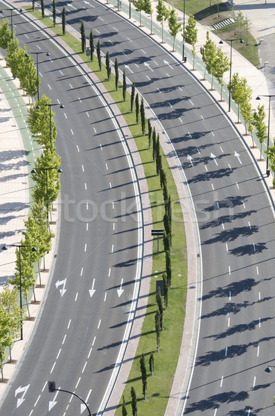 empty street Stock photo © pedrosala