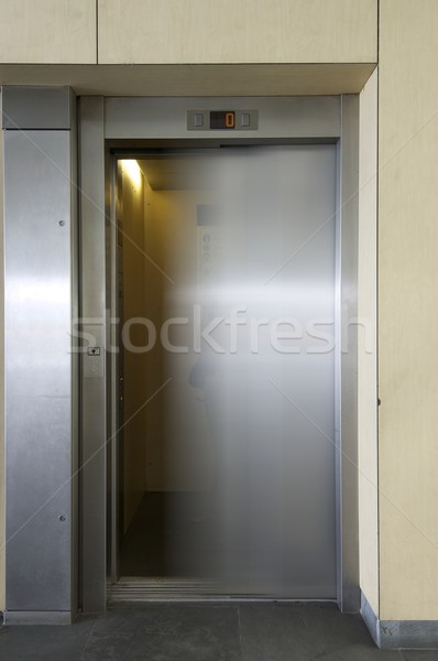 elevator Stock photo © pedrosala