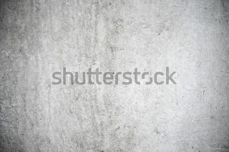 Konkretnych szary wysoki tekstury ściany Zdjęcia stock © pedrosala