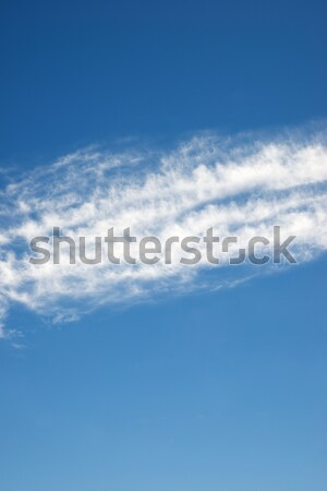 Blue sky background Stock photo © pedrosala