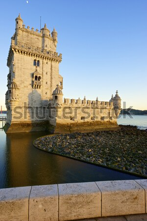 Belem tower Stock photo © pedrosala