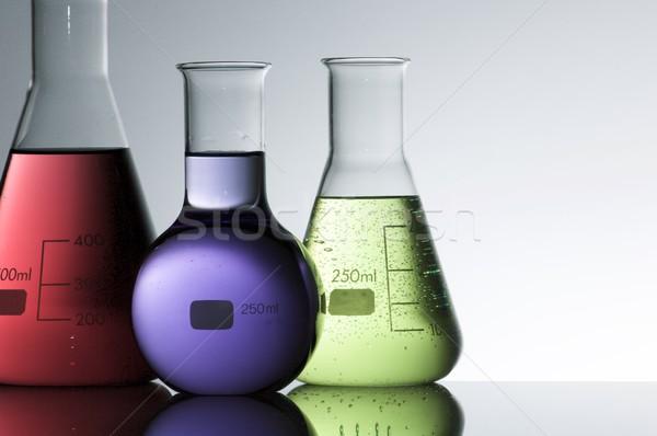 лаборатория группа жидкость внутри здоровья медицина Сток-фото © pedrosala