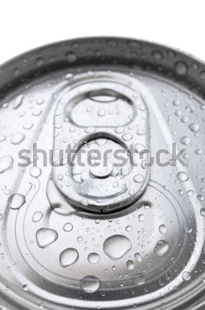 Soda gruppo alluminio può metal bere Foto d'archivio © pedrosala