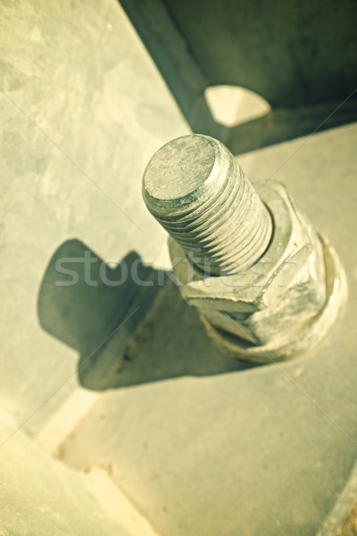 Screw Stock photo © pedrosala