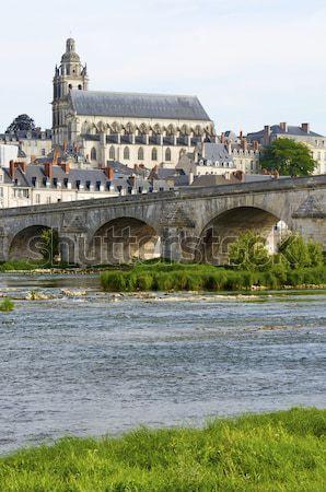 Blois Stock photo © pedrosala
