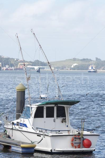 fishing boat Stock photo © pedrosala