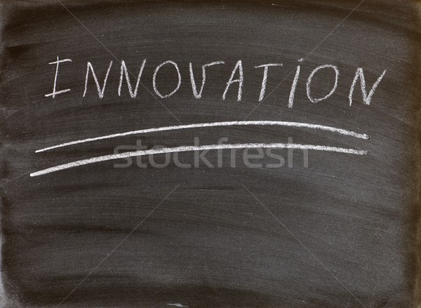 innovation Stock photo © pedrosala