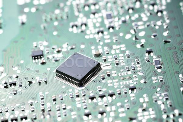Integrated Circuit Stock photo © pedrosala