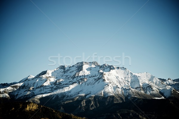 Pyrenees Stock photo © pedrosala