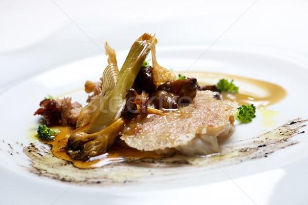Lamb tapa Stock photo © pedrosala