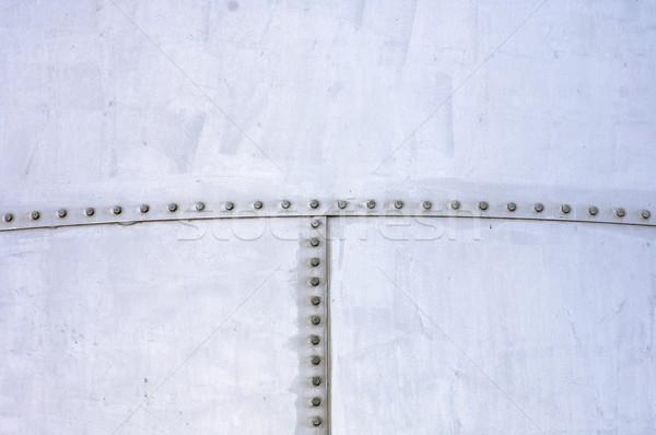 подробность наличных депозит аннотация металлический синий Сток-фото © pedrosala