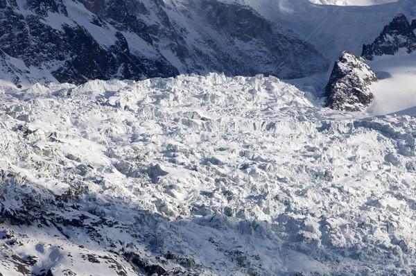 Glacier Stock photo © pedrosala
