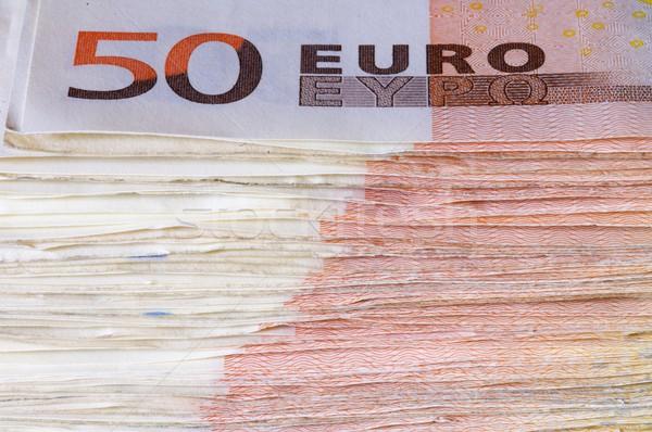 lots of money Stock photo © pedrosala