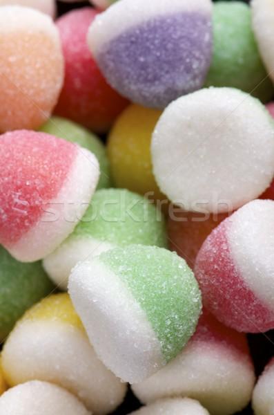 Gruppo colori divertimento candy Foto d'archivio © pedrosala