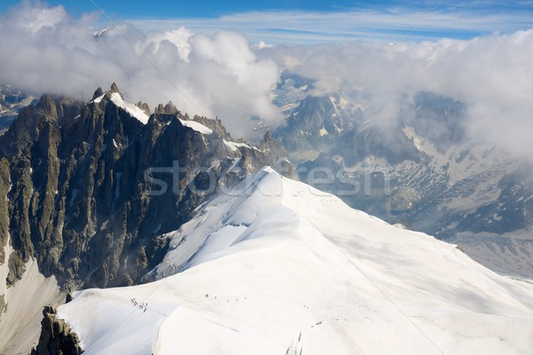 Alps Stock photo © pedrosala