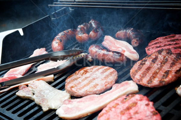 Barbecue Stock photo © pedrosala
